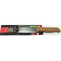 Нож КЛАССИК малый деревянн ручка 25 см ЛИБРОПЛАСТ