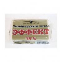 Мыло хоз.74% 300гр  Эффект/40/