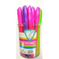 Ручка шариковая масл корп 0,7мм цена за 36шт