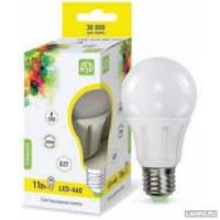 Эл.лампа св.диод LED-А60-standart 11 Вт Е27 теп/10