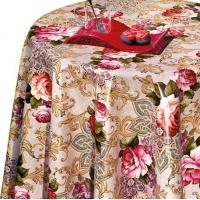 Клеенка DЕКОRАМА ТУРЦИЯ 1,4*20м Фиолет розы