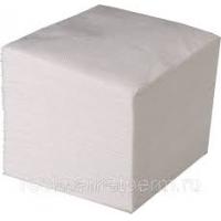 Салфетки бумажные100шт.белыеВелеск только по30/30/