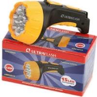Фонарь Ultra flash LED 15 аккумуляторные /5/40/