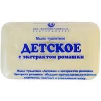 Мыло ЕЖК Детское прозрачное 150гр/70/
