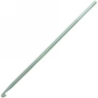 Крючок вязальный  4 мм металл /100/