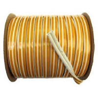 Уплотнит резин(окна и дв)D9х6мм 40м*2 Бел SPARKLUX