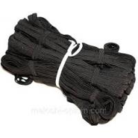 Резинка бельев 3м-10мм м черная только по 10шт