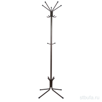 Вешалка напольная ЛУЧ-5 630х1770мм(медный антик)
