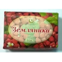 Мыло ЕЖК Ароматная земляника 150гр/48/