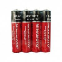 Батарейка Minаmoto R03 heavy duty/1200/60/4/