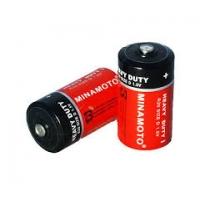 Батарейка Minamoto R20 heavy duty/288/24/2/