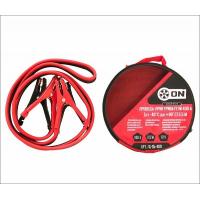 Провода-прикуриватели 400А (от-40до+80гр.) 2,2м