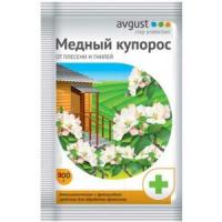 Медный купорос 100гр АВГУСТ/150/