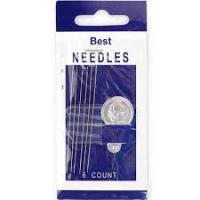 """Иглы """"Needles"""" с нитковдевателем набор /36/"""