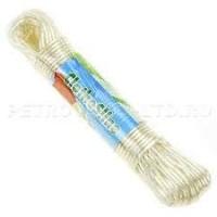 Веревка металлизированная  20+5м*3мм S-1772/100/