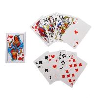 Карты игральные 36л покер /10/120/
