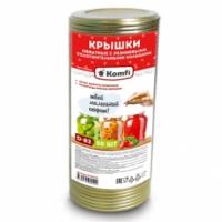 Крышка СКО КОМФИ 82 желтая (Беларусь)/50/1000/