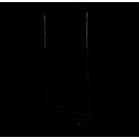 Вешалка гардеробн РАДУГА1 820х390х1500мм медн атик