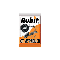 Гранулы РУБИТ Спайдер от муравьев 75гр /40/