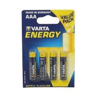 Батарейка VARTA Energy LR03 BL/4/40/200/